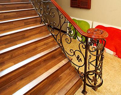 Wrought iron Railing & Balcony